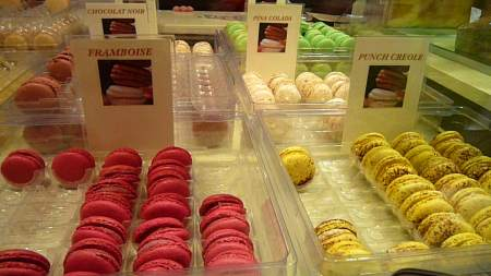 Fontainebleau's best pâtisserie… and more macaroons | The Rhubarb ...